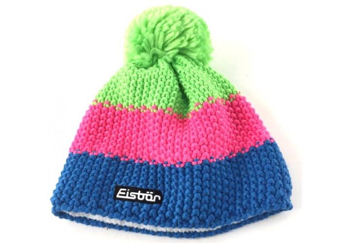 Детска зимна шапка Еisbaer Star Neon...