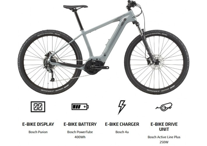 Cannondale Trail Neo 3...