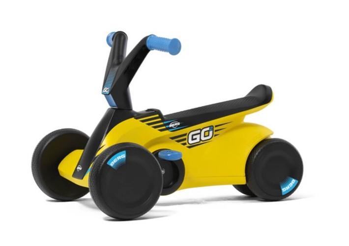 Детска количка BERG GO2 yellow