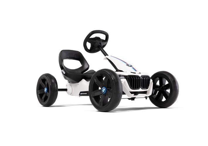 Детска Количка с педали Berg Reppy BMW