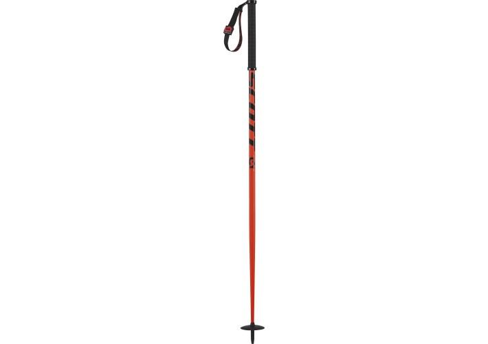 299c0294992 Щеки SCOTT Riot Ski Pole - red