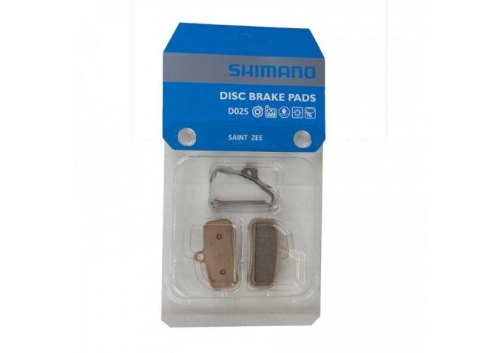 Накладки Shimano BR-M810 (D02S) saint...